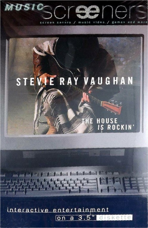 Stevie Ray Vaughan - Music Screener