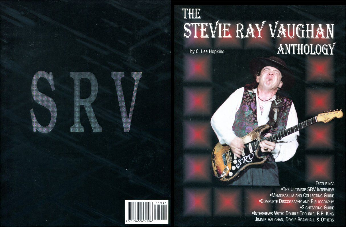 Stevie Ray Vaughan Anthology