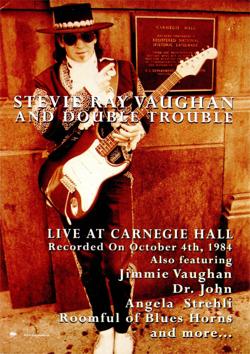 Live at Carnegie Hall Poster