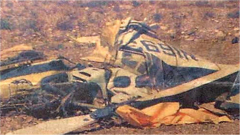 Stevie Ray Vaughan Crashed Helicopter