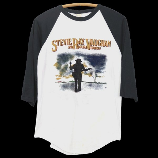 Couldn't Stand the Weather Tour Baseball Shirt