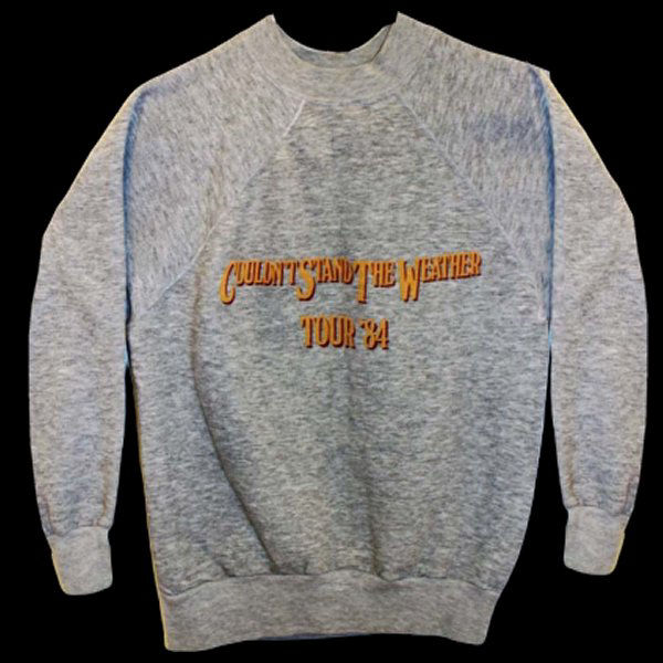 Couldn't Stand the Weather Tour Sweatshirt