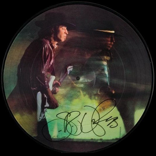 Couldn't Stand the Weather Picture Disc