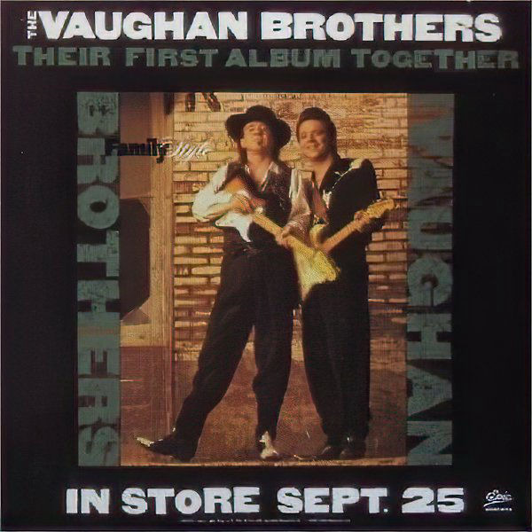 Vaughan Brothers Family Style Advertisement