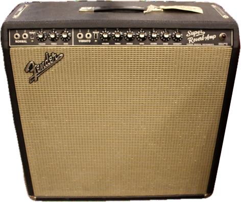 1960s Fender Super Reverb