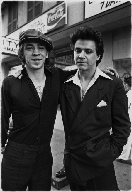 Stevie Ray and Brother Jimmie