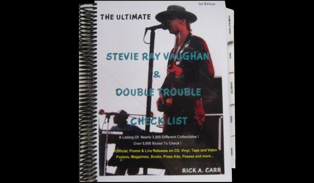 The Ultimate Stevie Ray Vaughan Checklist