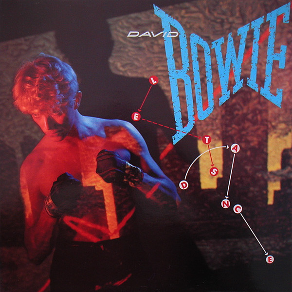 Stevie Ray Vaughan - David Bowie Let's Dance