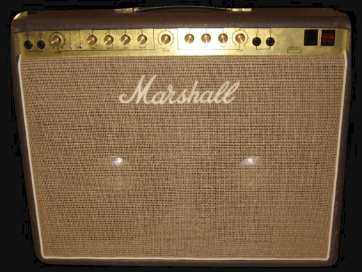 Stevie Ray Vaughan's Amplifiers
